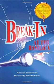 Paperback Break-In at the Basilica Book