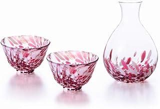 GOTOUCHI Sake-Set, japanisches Design, Cold Sake-Becher-Set