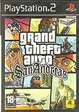 PS2 GRAND THEFT AUTO : SAN ANDREAS (EU)
