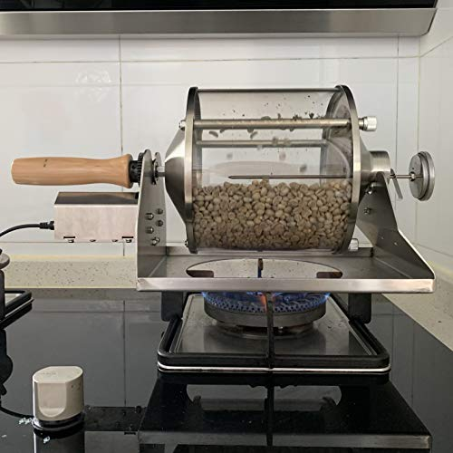 Coffee Roaster Gas Burner Coffee Roasting Machine Coffee Beans Baker