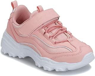 ERNA Pembe Kız Çocuk Yürüyüş Ayakkabısı