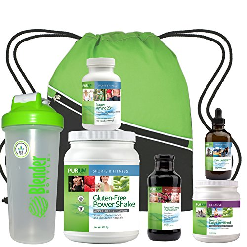 Price comparison product image Purium 10 Day Transformation Cleanse - Apple Berry Flavor