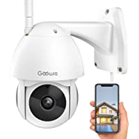 Goowls 1080P HD WiFi Smart Home Surveillance IP Camera