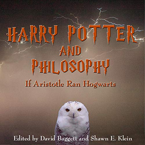 Harry Potter and Philosophy cover art