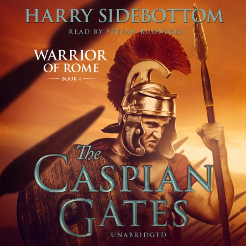 The Caspian Gates audiobook cover art