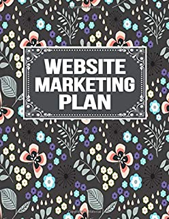 Website Marketing Plan: Marketing Metrics KPI Tracker | Social Media Followers  | Marketing Goals  | To Do List  | Marketing Calendar  | Advertising Planner