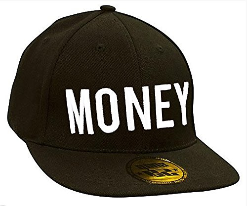 Bonnet Casquette Snapback Baseball DIAMOND MONEY OMG 1994 Hip-Hop Bad Hair Day