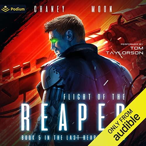 Flight of the Reaper cover art