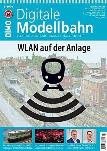 Digitale Modellbahn - WLAN auf der Anlage - Elektrik, Elektronik, Digitales und Computer - 3-2020
