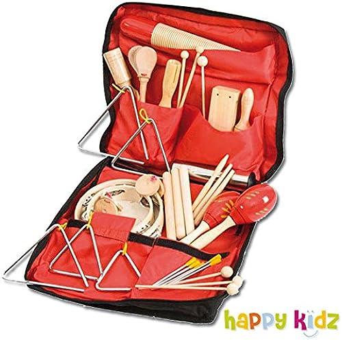 Musikinstrumente Tasche - 31 tlg. Set