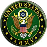 Seal of the United States Army - 1.25' Round Button