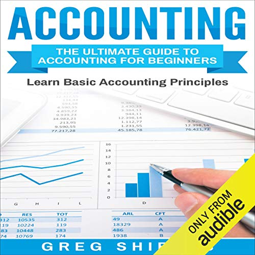 Accounting: The Ultimate Guide to Accounting for Beginners  By  cover art