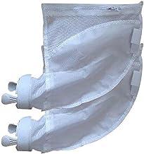 cepillo de piscina Máquina de succión 2 Pcs Piscina Filtro de Mangas piscina Limpiafondos bolsa de uso múltiple de Polaris bolsa piscina limpiador bolsa de cremallera accesorios para piscinas