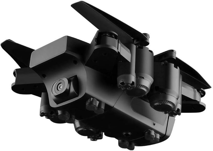 YWXFX Nouveau Drone GPS FPV Rc avec Vidéo en Direct Pliable Et Retour À La Maison Rc Pliable avec Caméra HD À Quatre Axes - Aucun GPS 1080P Requis Sans Gps 1080p