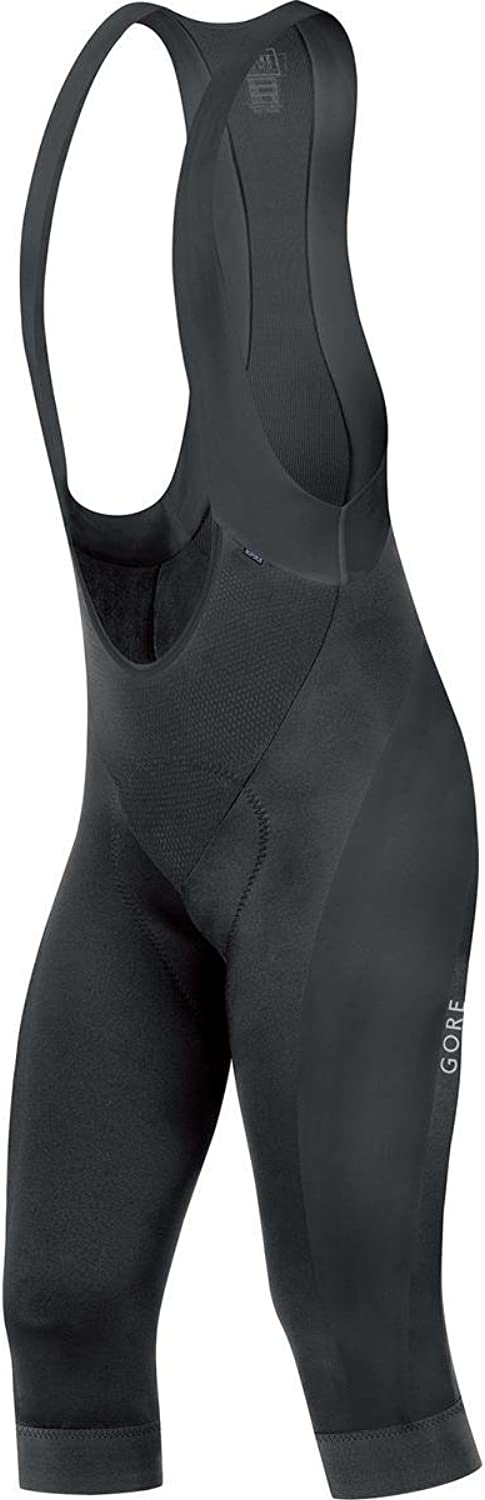 GORE BIKE WEAR, Men′s, Cycling short tights with suspenders, Padded, GORE Selected Fabrics, POWER short+, WSPOWE