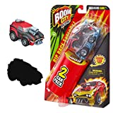 Boom City Racers Duo Pack - Rip, Race, Explode Collectable Toy Car Game Including 'Boom Yah! ' Plus Mystery Vehicle