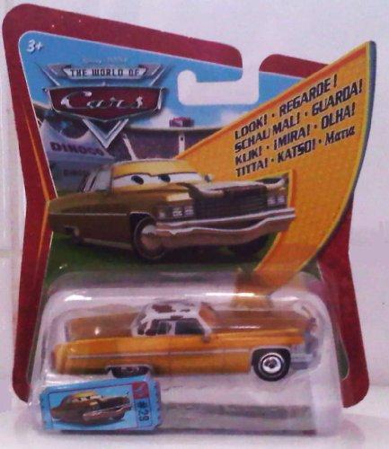 Disney Pixar Cars - Lenticular Series 1 - Tex Dinoco