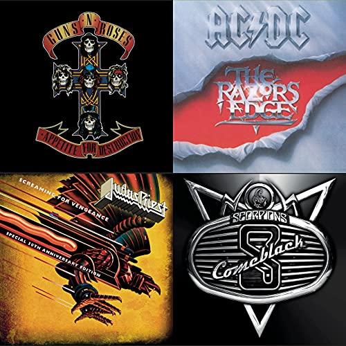 50 Classici Hard Rock e Metal