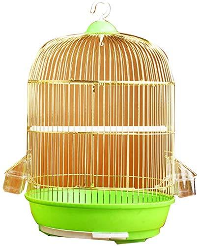 Gabbia per uccelli durevole e rispettosa dell'ambi Gabbia di volo per parrocchetti Gabbie per uccelli per parrocchetti con stand, gabbie ornamentali a prezzi accessibili, gabbie di pappagallo domestic