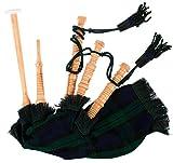 Cornamusa in miniatura giocabile cornamusa con Reed Black Watch