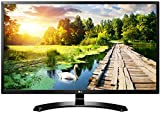 LG 32MP58HQ-P - Monitor FHD de 81,3 cm (32') con Panel IPS (1920 x 1080 píxeles, 16:9, 250 cd/m², NTSC 68%, 1200:1, 5 ms, 75 Hz) Color Negro