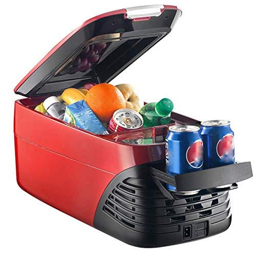 FZYE Mini Nevera portátil, silencioso, compresor, congelador, Control de la aplicación, frío y Calor, congelador de Coche, Bebidas, nevera12V24V-para Coches, hogares, oficinas y dormito