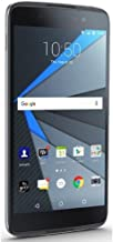 BlackBerry DTEK50 RJD211LW 16GB STH100-2 (GSM Only, No CDMA) Factory Unlocked 4G/LTE Smartphone (Carbon Grey) - International Version with No Warranty