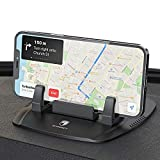 Magnetic Phone Holder Mount for Car - FITFORT Universal 360° Rotation Car Phone Mount Compatible Phone X XS XR MAX 8 Plus, Galaxy S9 S8 Note 8 , GPS, Mini Tablet and More