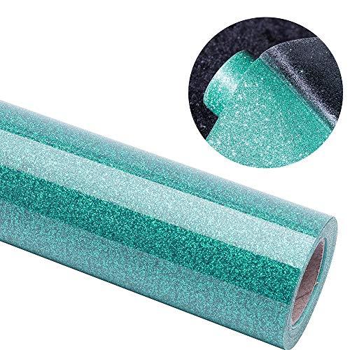 Glitter Heat Transfer Vinyl Roll 12
