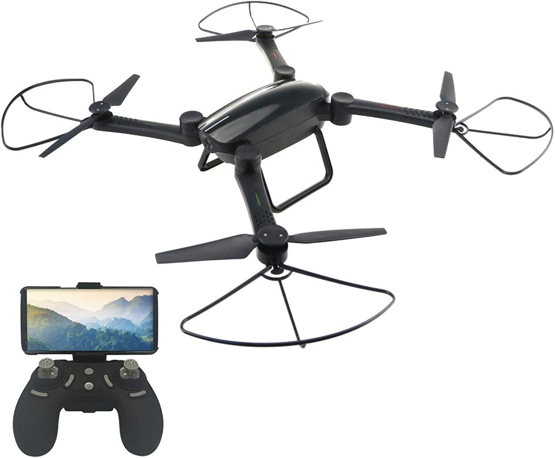 Goolsky JIESTAR X9TW Foldable 480P Camera Wifi FPV Drone Altitude Hold RC Training Quadcopter