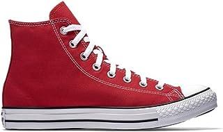 [コンバース] LADYS CANVAS ALL STAR HI キャンパス オール スター ハイ RED 赤レッド 32060182