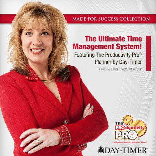 The Ultimate Time Management System! audiobook cover art