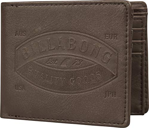 Billabong Junction Wallet One Size Chocolate
