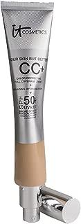 It Cosmetics Your Skin but Better Cc+ Cream SPF 50+ 2.53 Fl Oz Medium