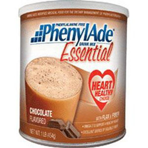 PhenylAde Essential Drink Mix - 1lb - Chocolate