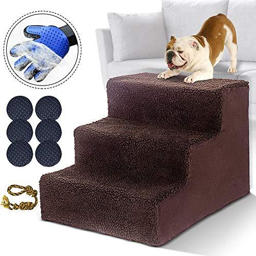 MASTERTOP escalera perros pequeños Escalera para Perros y