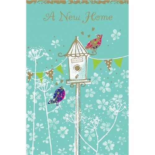 New Home Card - Bird Hous