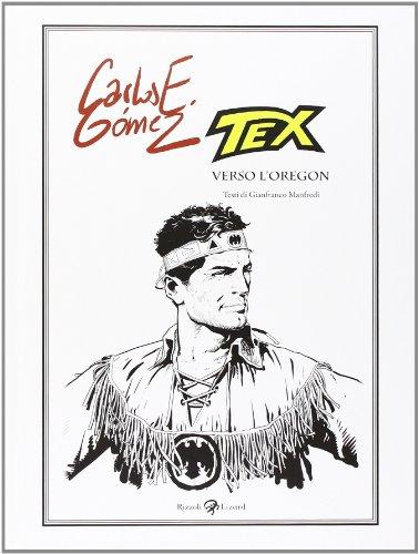 Tex. Verso l Oregon