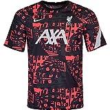 Nike FC Liverpool PreMatch Trikot (XL, Black/red)