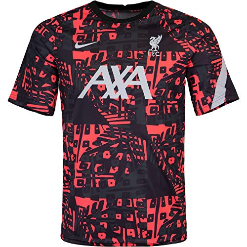Nike FC Liverpool PreMatch Trikot (XXL, Black/red)