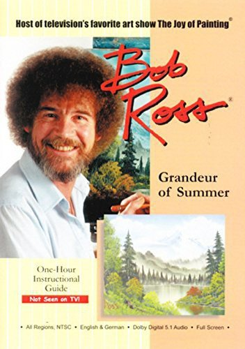 Bob Ross: Grandeur Of Summer