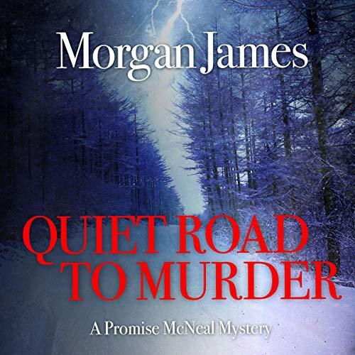 Quiet Road to Murder audiobook cover art