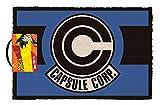 608886 - Dragon Ball Z - Paillasson - Caspule Corp (40x60) (Playstation 4)