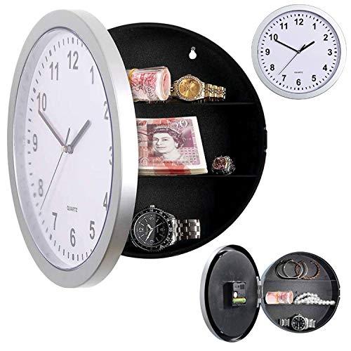 Sentik, orologio da parete con cassaforte nascosta