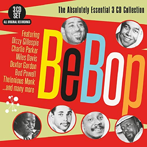 Bebop - The Absolutely (3 CD)