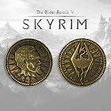 Fanattik- Elder Scrolls  Flip Coin  The Empire Is Law (2C5B5DF415)