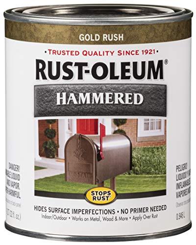 Rust-Oleum 7210502 Hammered Metal...