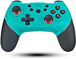 Maegoo Mando Inalámbrico para Nintendo Switch, Bluetooth Wireless Nintendo Switch Pro Mando Controlador Gamepad Joypad...