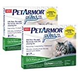 PetArmor Plus For Cats 3 Month Application 2-count