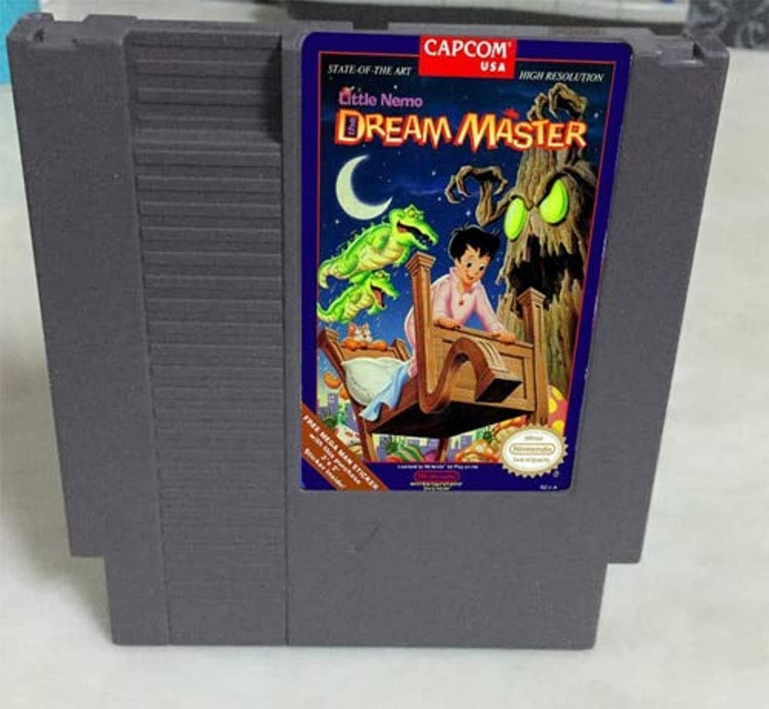 Value-Smart-ToysLittle Nemo The Dream Master- 72 pins 8bit Game Cartridge